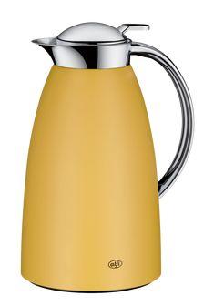Carafe, Mustard, Spicy, Kitchen Appliances, Design, Products, Evo, Pantone, Highlights