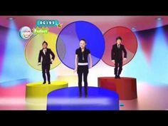 Just Dance Kids 2 - The Shimmie Shake - BrAIN bREAK