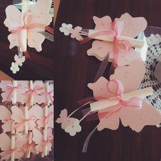 inviti battesimo bimba tema farfalle cartoncini