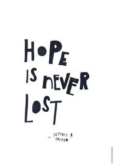 Amen! #hope