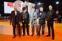 T2 Trainspotting World Premiere, Edinburgh.  T2 Trainspotting (backed by Film4) is released in UK cinemas on 27th January.