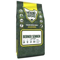 YOURDOG BERNER SENNENHOND VOLWASSEN 3 KG //Prijs: €17.95  //     #goedkopedierenvoeding