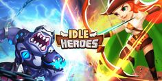 Idle Heroes Hack - Get Free Gems and Gold 2018 Windows Mobile, Hero Logo, Free Gems, Success, Hacks, Youtube, Gold 2018, Handbuch, Game Art