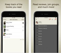 Goodreads | 22 Amazing Apps That Will Revitalize Your Love Of Reading
