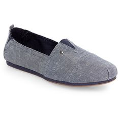 Women's Mad Love Lydia Slip On Shoes - Blue 10