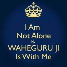 Waheguru wid me