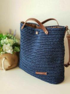 Diy Jute Bags, Jute Tote Bags, Crochet Clutch Pattern, Crochet Basket Pattern, Simply Crochet, String Bag, Unique Bags, Crochet Handbags, Casual Bags