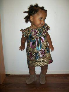 Cute kid cute dress