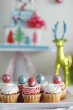 Trim the Tree Themed Christmas Party with Lots of Really Cute Ideas via Kara's Party Ideas | KarasPartyIdeas.com #ChristmasParty #HolidayPar...