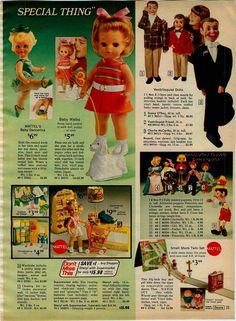 1972 Sears Dolls