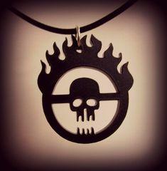 Mad Max Fury Road Immortan Joe Skull Gang Inspired by FoxyFunk