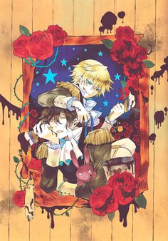 Download Pandora Hearts: Pandora Hearts (There Is) (1800x2583) - Minitokyo
