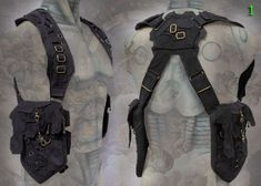Pandoras Holster Bag neo steampunk machine style by HighTribe Tactical Clothing, Tactical Gear, Black And Navy, Green And Grey, Airsoft Girls, Steampunk Machines, Pocket Holster, Airsoft Helmet, Tac Gear