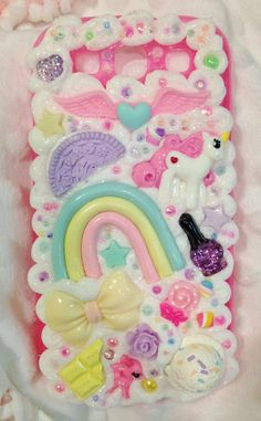 Kawaii Cabochon Samsung GALAXY S3 Cell Phone by PinkPixie143, $23.00