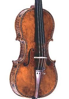 my violin was attached to me as another limb!    Every time you saw me, I'd be carrying my violin case.  I actually had callouses on my fingers where my hand held the case handle. Hah!  ...(pictured: Marcello Villa violin..beautiful)
