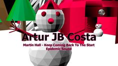 "Martin Hall - Keep Coming Back To The Start ""Judith Rindeskog"" [Epidemic..."