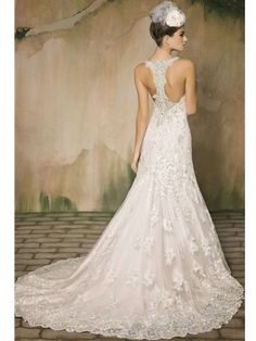 super sexy back @house of brides. like the front too