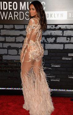 Ciara at 2013 MTV Video Music Awards