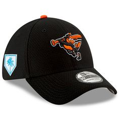 new product 1f2ba 6f54e Men s Baltimore Orioles New Era Black 2019 Spring Training 39THIRTY Fitted  Hat,  37.99