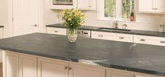 How to choose a countertop that's right for you. A kitchen countertop is the focal point of your kitchen, but it's also a crucial work surface. Tips on how to hose a countertop you can live with and love!