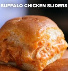 Buffalo Chicken Sliders | Kick Off Your Game Day Celebration With These 3 Amazing Recipes