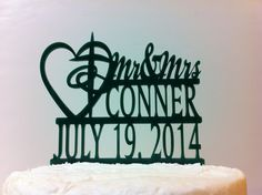 Personalized Acrylic Custom Monogram by CountryRoadSpecialty, $29.75