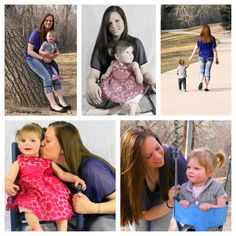 Mother/Daughter Pictures By CLV Photography http://on.fb.me/19v1af5