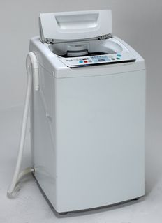 model w511 9 lbs top load portable washer
