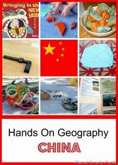 Hands-on-geography-China #socialstudies