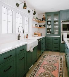 Find other ideas: Green Kitchen Walls Ideas Green Kitchen Color Scheme Contemporary Green Kitchen Rustic Green Kitchen Cabinets Green Kitchen Accents #feasthome #kitchen #kitchendesign #kitchenideas #kitchenremodel #kitchenhack #remodel #remodeling #remodelaholic #green