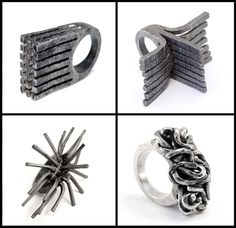 Blind Spot Jewellery - forged goods