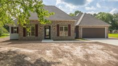 Beauvoir collection is a floor plan from builder Manuel Builders developed for our new homes in Lafayette and Lake Charles LA. Lake Charles La, Country Style House Plans, Small House Plans, New Homes, Floor Plans, How To Plan, Mansions, Tiny Houses, House Styles