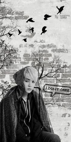 Yoongi  #minyoongi #wallpaper #handmade #suga #bts #yoongi