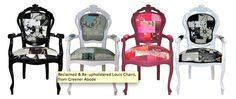 Louis Chairs = L<3 VE!!!