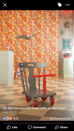 Der Frühjahrsputz naht- 42 Upcycling Ideen zum selber machen - Baby Spielzeug , અપસાઇક્લિંગ આઇડેન ઝમ સેલર મેચેન ઓસ યુએચ મચ ન્યુ # ચેરરપુરપોઝ્ડ Source by ninawinker. Types Of Furniture, Furniture Projects, Furniture Makeover, Wood Projects, Diy Furniture, Craft Projects, Woodworking Projects, Furniture Movers, Furniture Chairs