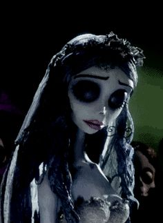 Tim Burton<<< sometimes I forget this is stop motion