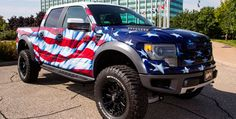 The Patriot (Ford Raptor) Gets invited to Ford Headquarters in ...