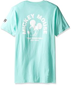 NEFF Disney Men's Stress Less Tee - NEFF x Disney Collaboration - Disney Style Fashion