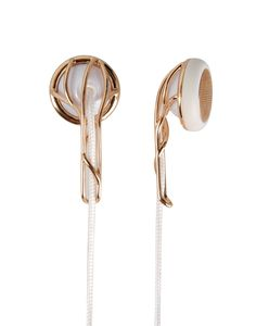 pretty earbuds that look almost Elven :)
