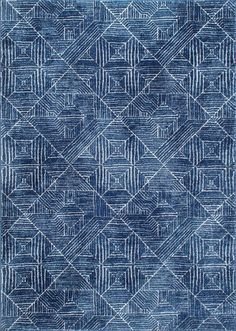 Nuloom Vintage Wendolyn Area Rug - This Blue rug would make a wonderful addition to any room.