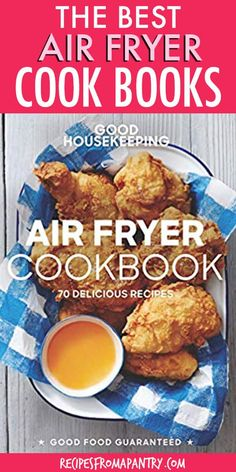 Whether you are a complete Air Fryer beginner or a seasoned pro having this selection of the Best Air Fryer Cookbooks to hand can open up a whole new world of tasty easier and healthier cooking to you. Ww Recipes, Healthy Dessert Recipes, Appetizer Recipes, Smoothie Recipes, Vegetarian Recipes, Cooking On A Budget, Easy Cooking, Cooking Tips, Air Fryer Dinner Recipes