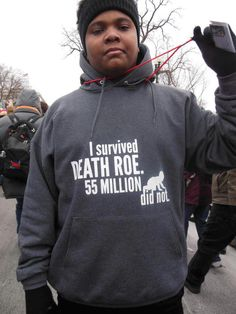 We must continue to stand up for the 55 million who can't speak for themselves. www.maafa21.com