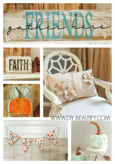 Fall decorating | diy beautify