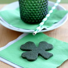 Gluten-Free, Sugar-Free Shamrock Cookies | Low-Carb, So Simple!