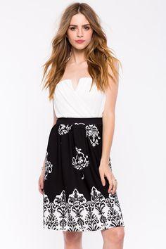 Юбка-миди Размеры: S Цвет: черный с принтом Цена: 1326 руб. #одежда #женщинам #юбки #коопт