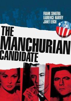 The Manchurian Candidate (1962) Raymond Shaw is a Korean War hero with a lethal secret: He's been brainwashed by the communist Chinese. With one phone call, the Reds can transform Shaw into a deadly assassin -- unless fellow veteran Bennett Marco can stop them first. Some thrillers remain as suspenseful -- and timely -- as when they were first released, and this classic is one of the best. Frank Sinatra, Laurence Harvey, Janet Leigh...TS suspense