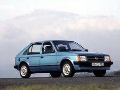 Opel Kadett 5-door (1979 – 1984).