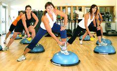 CFES Group Fitness Instructor certification programs; GF Bosu + Kettle Ball