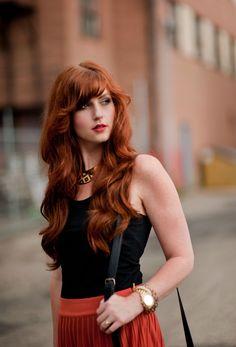 ❧    Fantazs Laipa via James Linn onto Redhead & Gingers