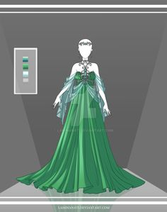 Com: Design outfit by LaminaNati on DeviantArt I am still trying to figure out how to make these but awesome!